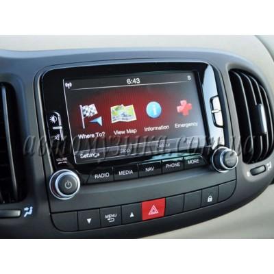 Купить видеоинтерфейс GAZER VI700A-FIAT FIAT 500, 500X, 500C, 500L 2015+
