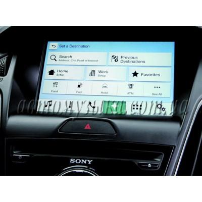 Купить видеоинтерфейс GAZER VI700A-SYNC3 Ford Edge, Fusion, S-Max, Mondeo, Escape, Kuga, MKX, Explorer 2015+