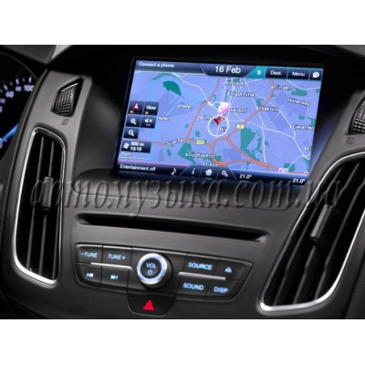Купить видеоинтерфейс GAZER VI700A-SYNC/IN Ford Edge, Mondeo, Mustang, Escape, Focus, Fusion, Raptor, Halley 2013-2015