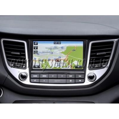 Купить видеоинтерфейс GAZER VI700A-BLULNK Hyundai Tucson 2015+