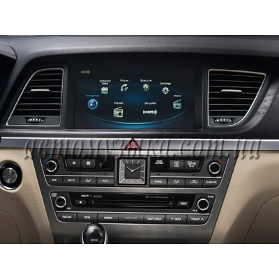 Купить видеоинтерфейс GAZER VI700A-HYUNDAI Hyundai Genesis, Coupe 2014+