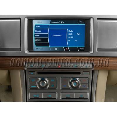 Купить видеоинтерфейс GAZER VI700A-GVIF/GM Jaguar XF, XJ, XE, XJF 2007-2011