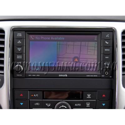 Купить видеоинтерфейс GAZER VI700A-MYGIG Jeep Commander, Grand Cherokee, Sbringer, Compass, Patriot 2008-2013