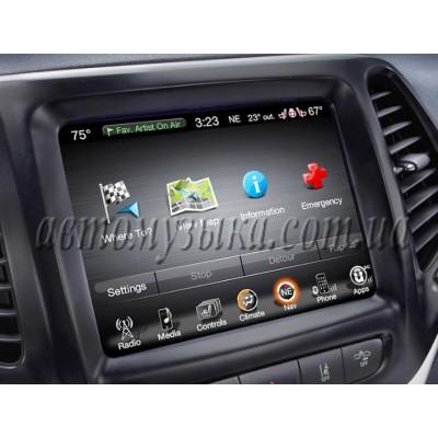 Купить видеоинтерфейс GAZER VI700A-UCON/EX Jeep 2012+
