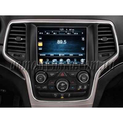 Купить видеоинтерфейс GAZER VI700A-UCON/IN Jeep Cherokee 2013+
