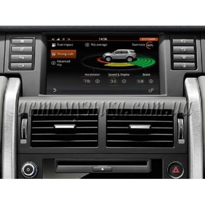 Купить видеоинтерфейс GAZER VI700A-JLR/B Land Rover Range Rover, Range Rover Sport, Evoque, Discovery 4, Freelander 2 2011+