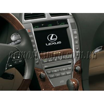 Купить видеоинтерфейс GAZER VI700A-GVIF/GM Lexus RX, ES, IS, NX, CT, GX, LX, GS, LS 2007-2011