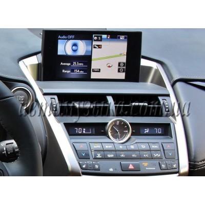 Купить видеоинтерфейс GAZER VI700A-LXS/ENF Lexus RX, ES, IS, NX, CT, GX, LX, GS, LS 2011+