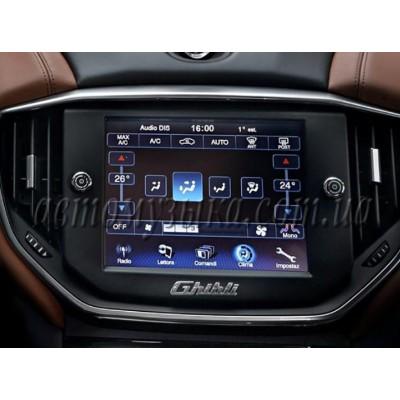 Купить видеоинтерфейс GAZER VI700A-MSRT Maserati Quattroporte, Ghibili 2013+