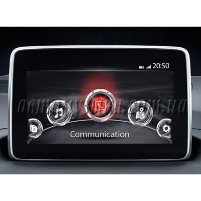 Купить видеоинтерфейс GAZER VI700A-MAZDA Mazda 2, 3, 6, CX5 2013+