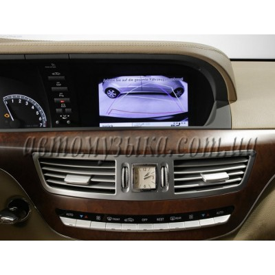 Купить видеоинтерфейс GAZER VI700A-NTG3 Mercedes-Benz S class (W221) 2009+