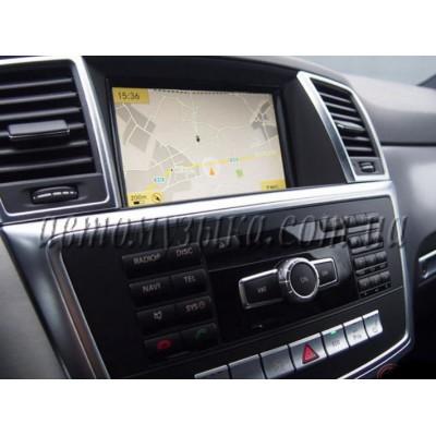 Купить видеоинтерфейс GAZER VI700A-NTG45 Mercedes-Benz A, B, C, E, ML, GL, G, GLK, SLK 2010-2015