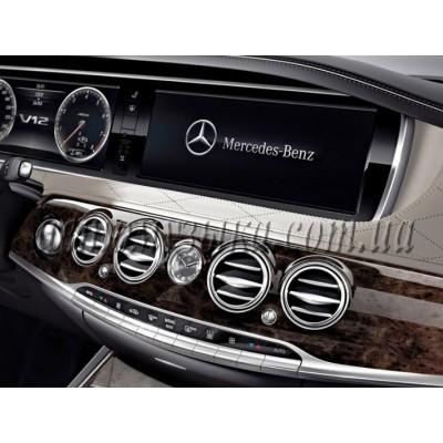 Купить видеоинтерфейс GAZER VI700A-NTG5 Mercedes-Benz S class, E class 2014+