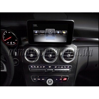 Купить видеоинтерфейс GAZER VI700A-NTG50/51 Mercedes-Benz A, B, C, E, CLA, CLS, V class, GLC, GLE, GLS 2014+