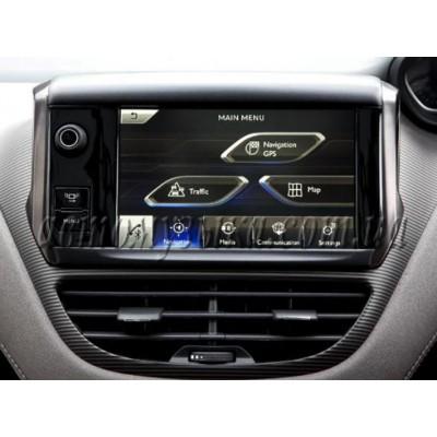 Купить видеоинтерфейс GAZER VI700A-MRN Peugeot 208, 2008, 308, 508 2012+