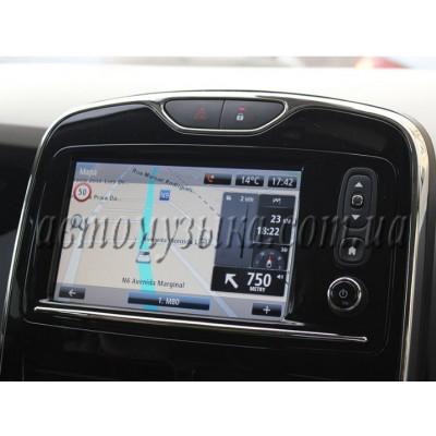 Купить видеоинтерфейс GAZER VI700A-RENAULT Renault Megane, Clio, Laguna, Scenic, Master, Traffic, Captur 2013+