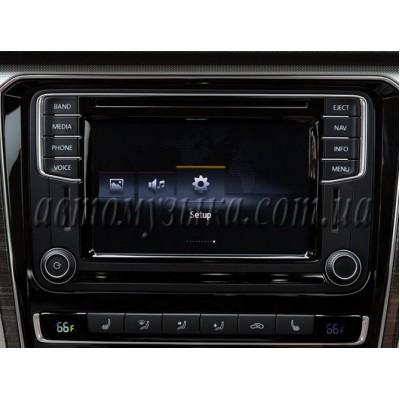 Купить видеоинтерфейс GAZER VI700A-MIB2/SD Volkswagen Passat, Golf VII, Touareg, Tiguan, Jetta 2015+