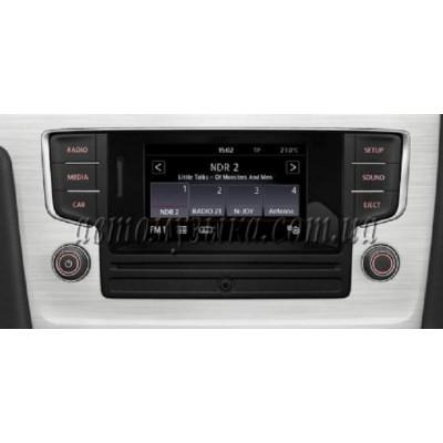 Купить видеоинтерфейс GAZER VI700A-MIBE/COL Volkswagen Golf VII, Polo 2013-2015